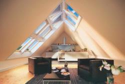 Syfte med attica rum