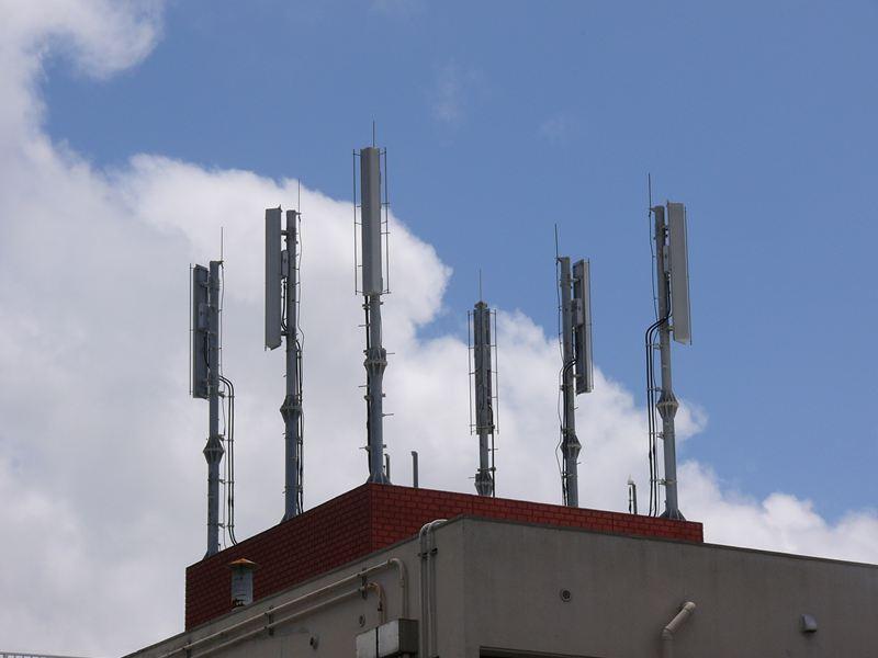 携帯電話無線基地局 実績 株式会社 環境設計国建