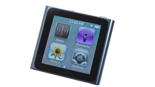 1 Version Nano Generation 2 6th Apple Ipod