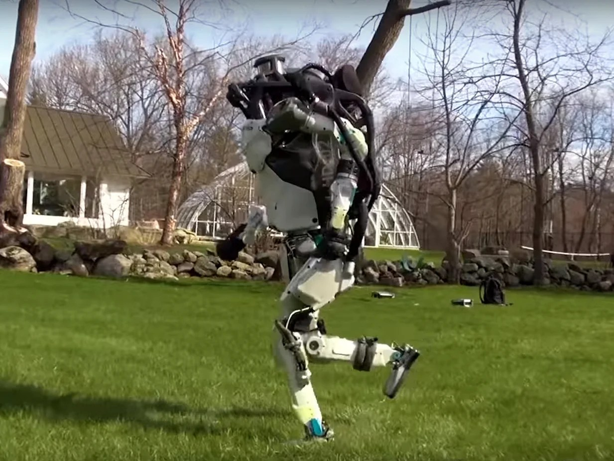 Watch Boston Dynamics Robots Conquer The Indoors And The