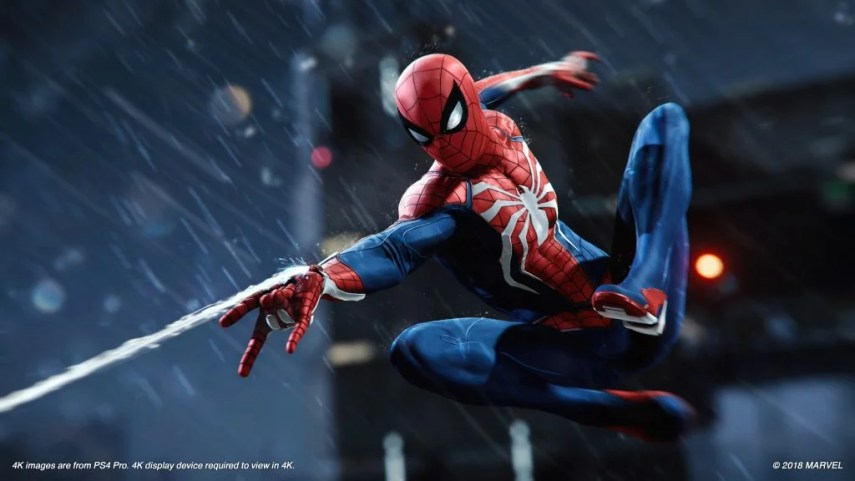 Spider Man Preview   Trusted Reviews spider man