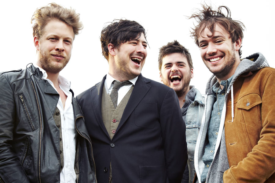Mumford   Sons on  Babel    The cynics can all fuck off    NME Credit  Andrew Whitton NME