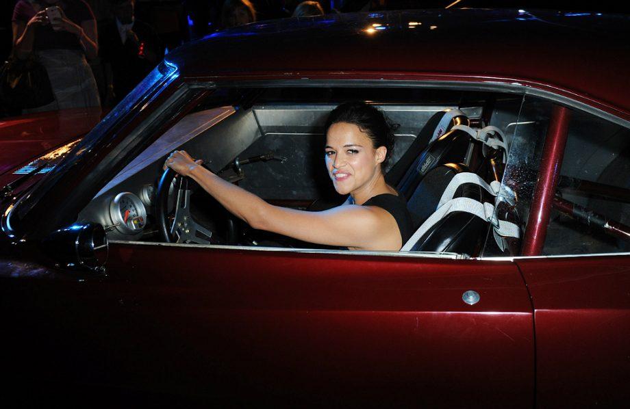 Michelle Rodriguez threatens to quit Fast   Furious over its     Michelle Rodriguez quit fast and furious