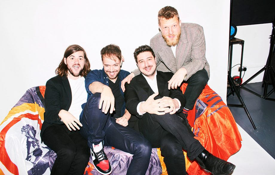 Mumford And Sons   Our last album became more of a statement than we     Mumford and Sons Latitude