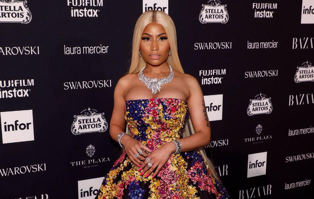 Nicki Minaj Speaks Out About Sexism In Hip Hop