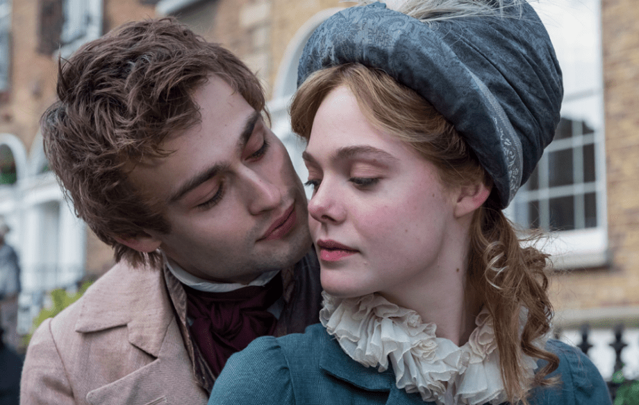 Mary Shelley 2018 Film Review Nme