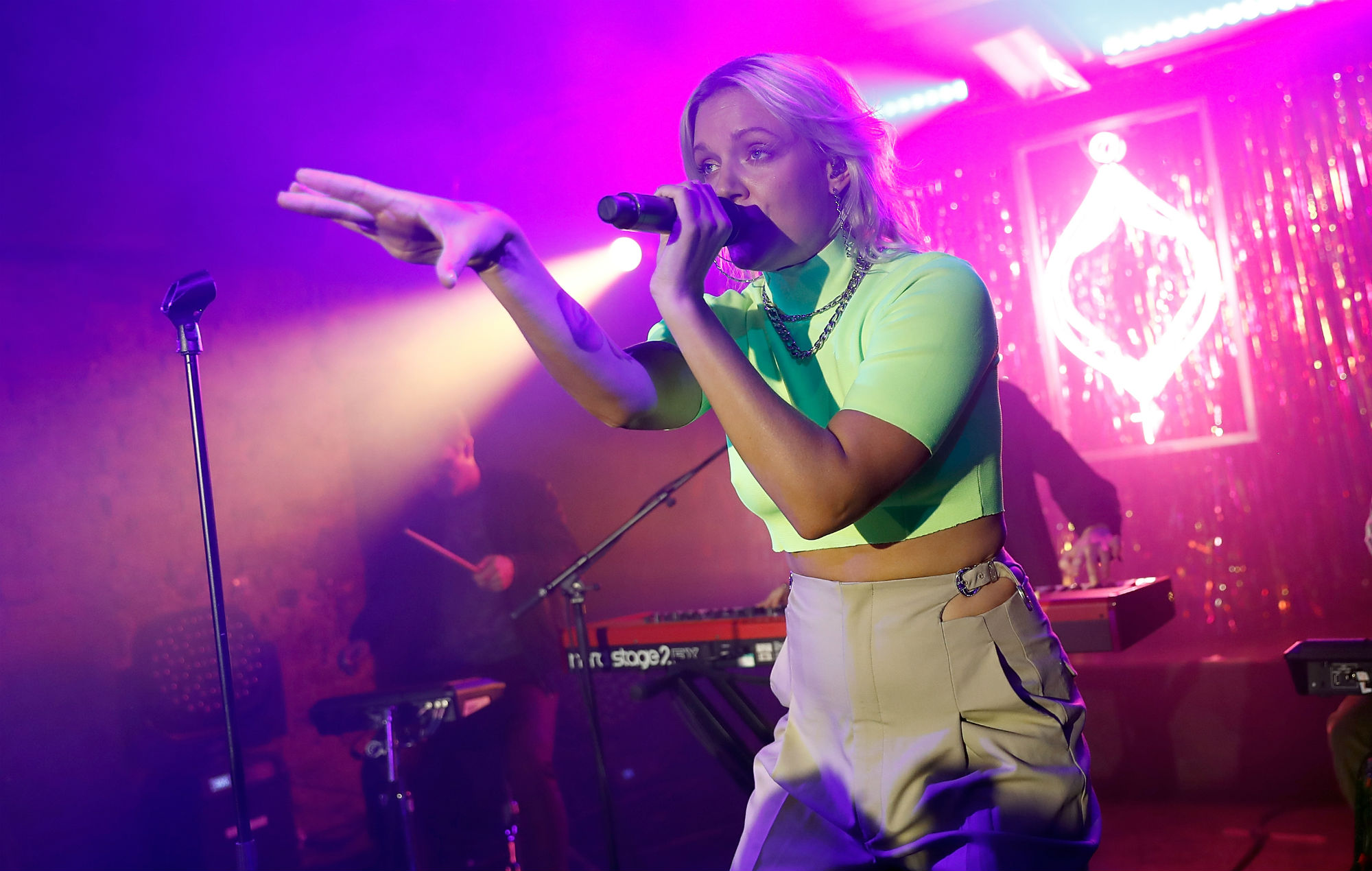 Tove Lo to perform at NME's next intimate Girls To The ...