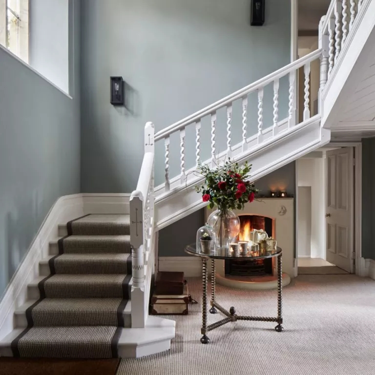 How To Buy A Staircase Ideal Home   Steel Ladder Design For Home   Wrought Iron   House   Residential   Interior   Contemporary