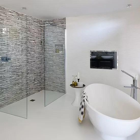 Gray Bathroom Tile Ideas Gallery