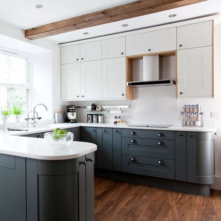 Grey Country Kitchen Ideas