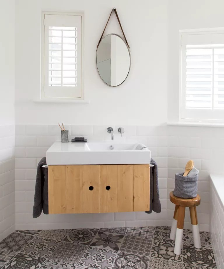 Small Bathroom Wall Ideas