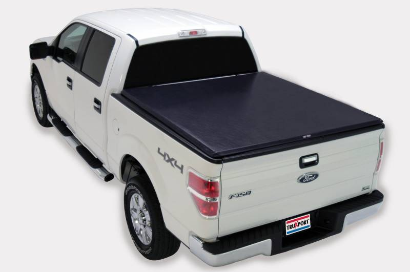 TruXedo Soft Roll-Up Bed Cover, Ford (2009-14) F-150 5.5 ...