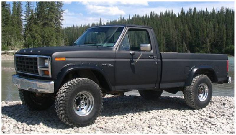 1979 Ford F 250 Body Parts