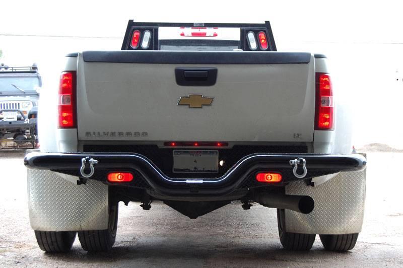 Black Custom C1500 Chevy Pickup Truck