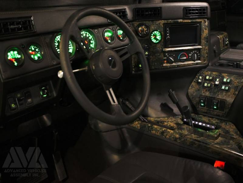 Jeep Interior Lighting