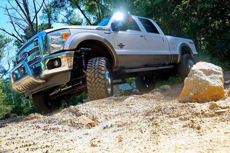Suspension Inch Inch 250 Ford 2 F Lift Body 4x4 1990 4 Lift