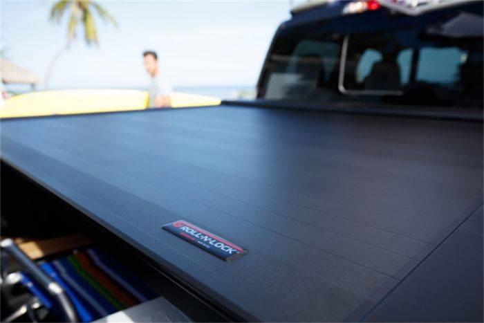 Roll N Lock E Series Power Retractable Tonneau Cover Ford