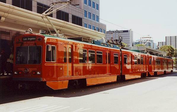 Pacific Electric Lines Metrolink