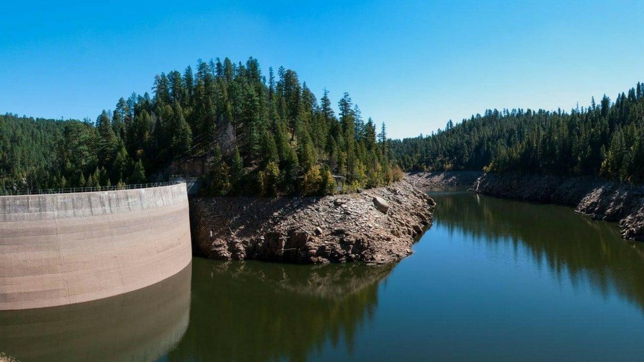 Reservoir Low Dworshak Water