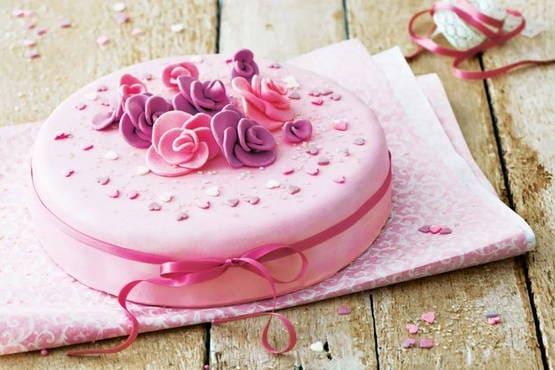 Үйде торт үшін мастика - фотосуреттері бар 5 қадамдық рецепттер