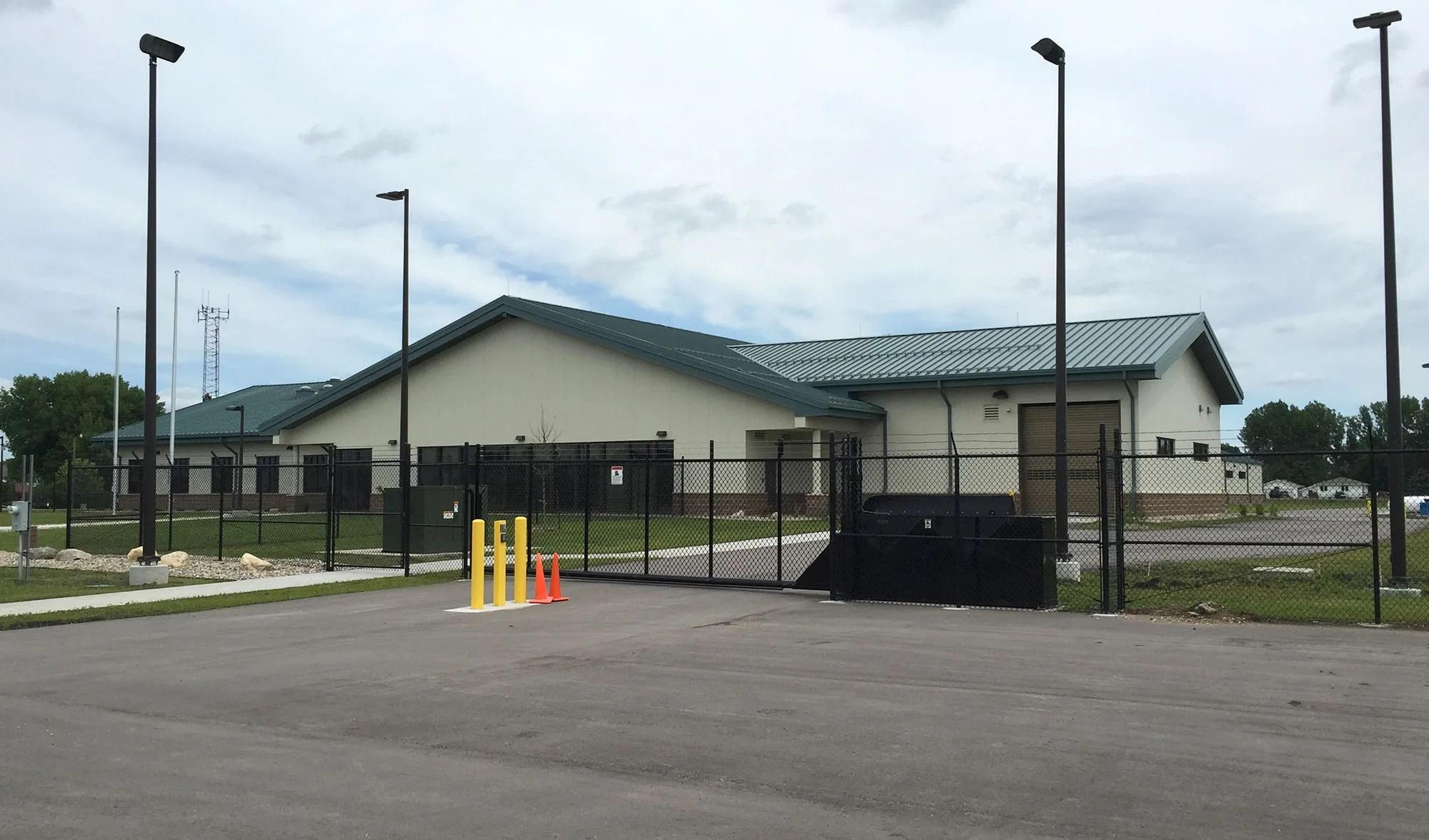 Pembina Border Patrol Station : KZF Design Designing ...