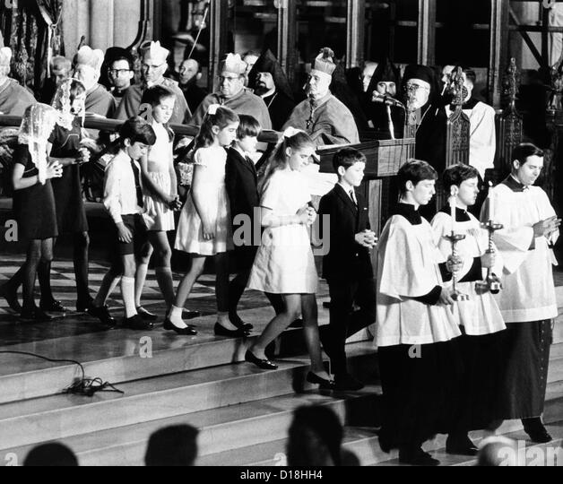 Robert Kennedy's Funeral. Children Of The Kennedy Family ...