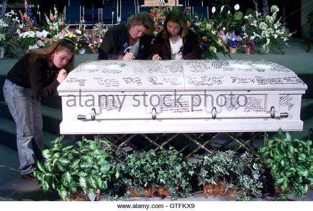 Rachel Scott Funeral Dead Body