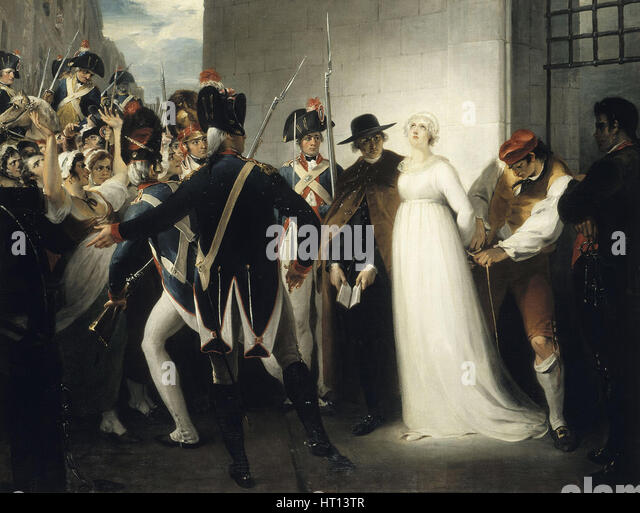 Louis Xvi And Marie Antoinette Was Executed Together