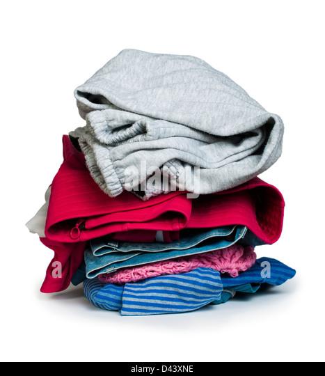 Dirty Clothes Pile Stock Photos & Dirty Clothes Pile Stock ...