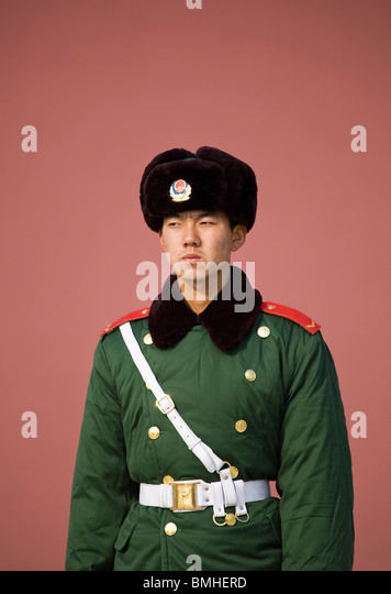 Chinese Security Guard