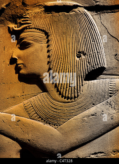 Cartoon Pharaoh Throne