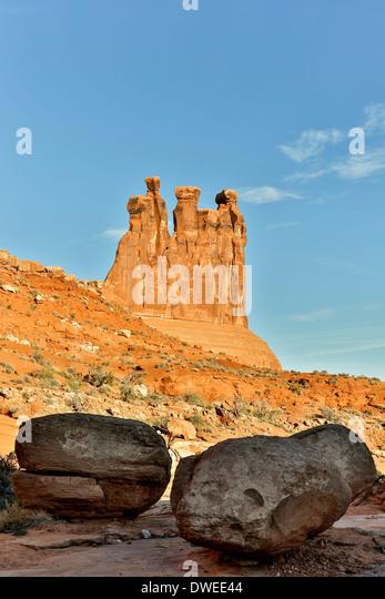Park Park National Arches Moab Avenue Utah South