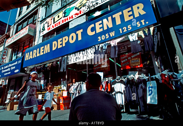 Harlem Usa Clothing Store