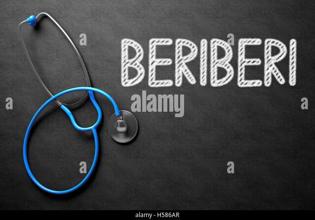 People Suffering Beriberi