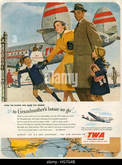 World Airways Crash 1960