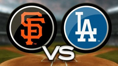 Giants/Dodgers Clash For First Place - ladodgerreport.com