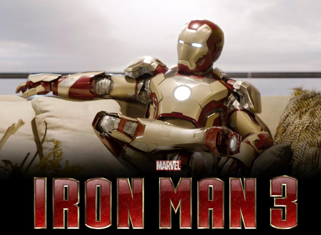 You Know What Keeps Going Through My Head? Iron Man 3 ...