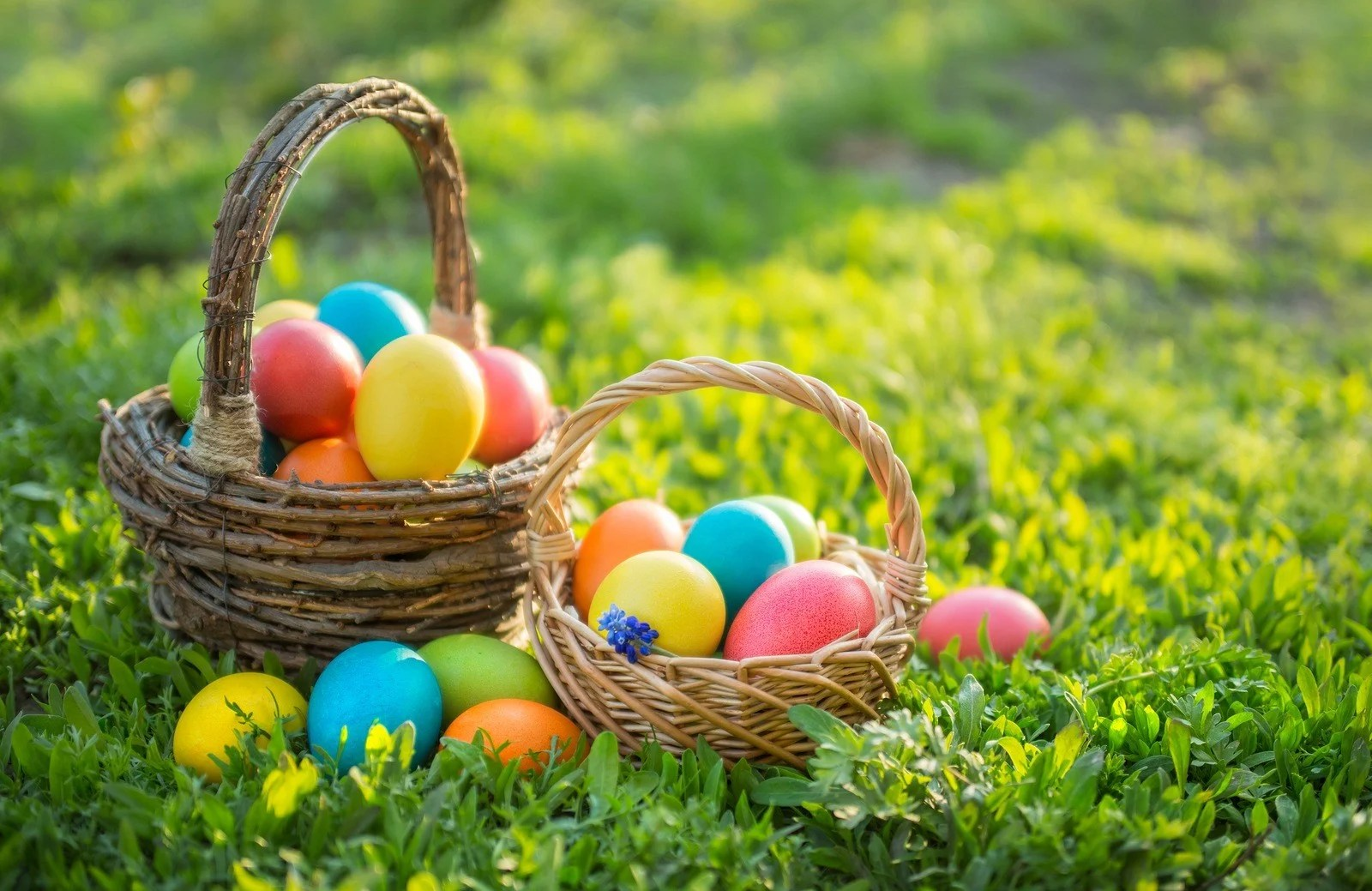 Easter Baking Activities