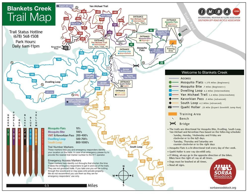 Historic Woodstock Ga Map