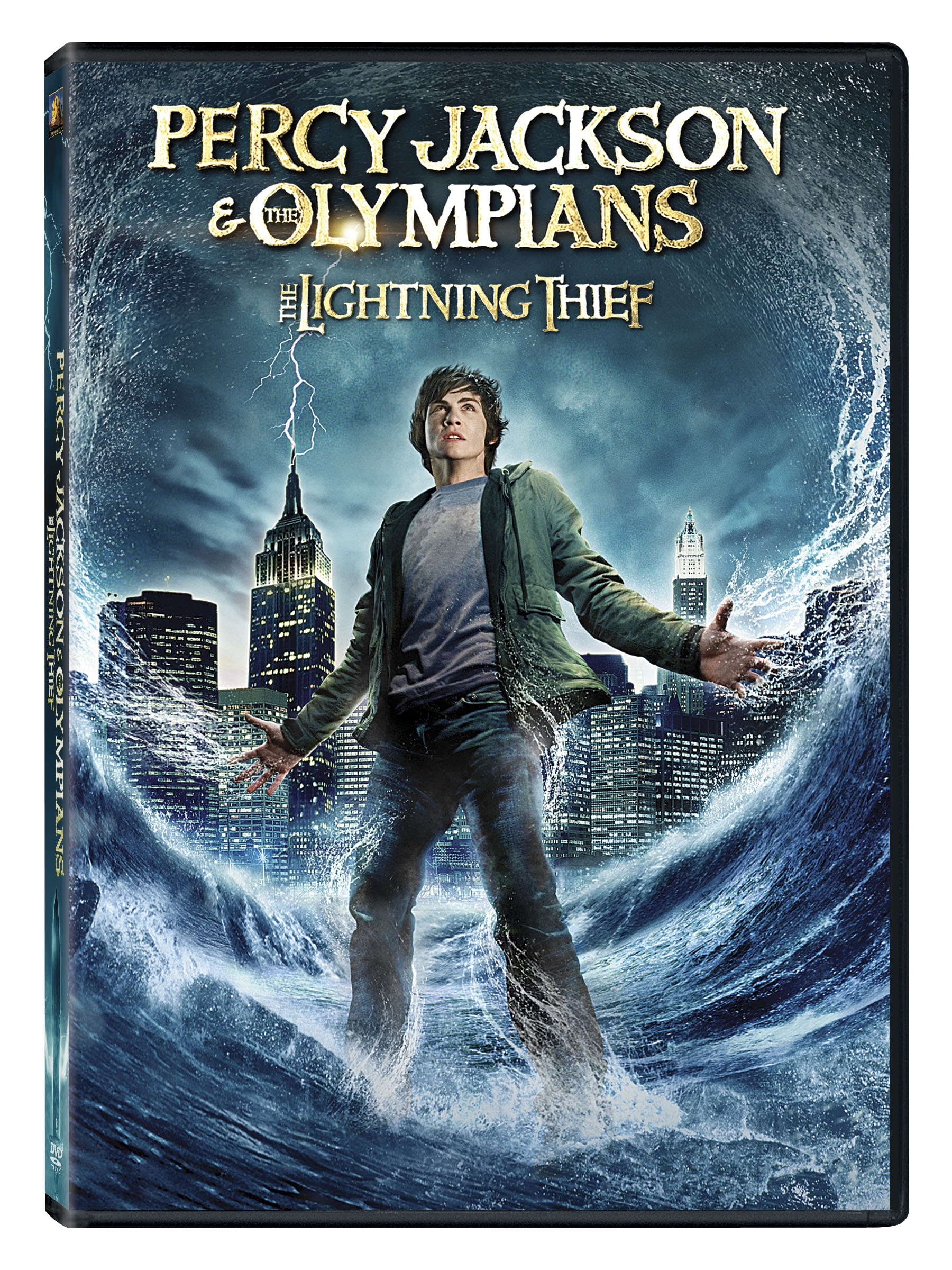 Percy Jackson & the Olympians: the Lightning Thief (Fox ...