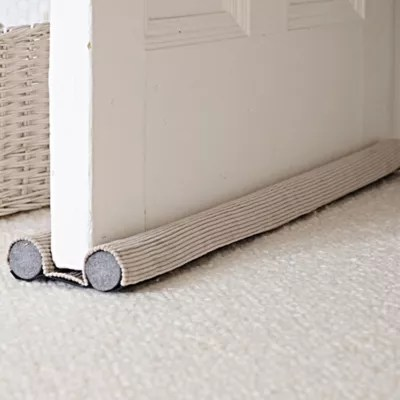 Double Sided Under Door Draught Excluder