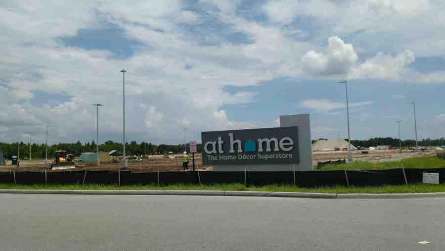 More shops coming to Cypress Creek and Tampa Premium Outlets At Home D    cor Superstore is under construction at Tampa Premium Outlets    Kathy Steele