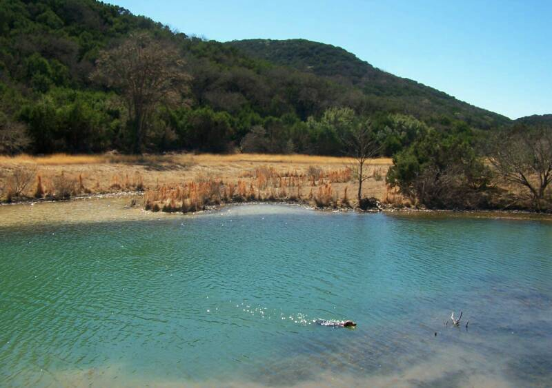 Farm Pond Excavation