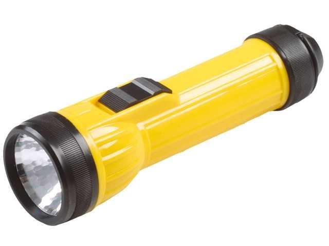 Ficklampa av klassisk design