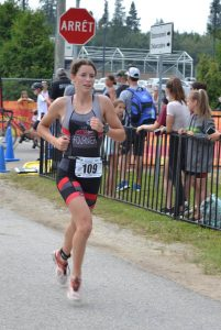 Rating confirmed for Charlotte Fournier and Alysson Lavallée within the Triathlon Championship of the season (Quebec Cup) Information Lanaudière