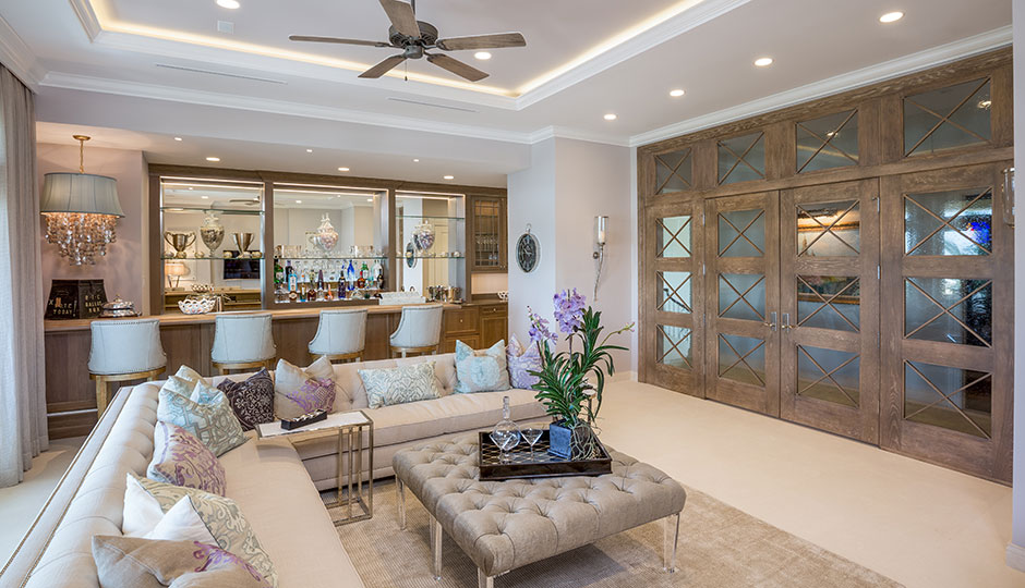 Sarasota Interior Designers And Custom Build By Lancaster