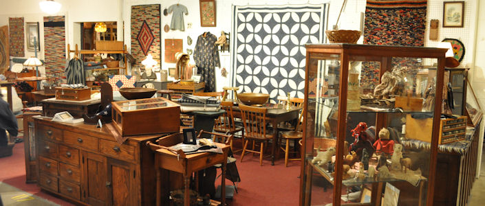 Shops Pa Antique Columbia