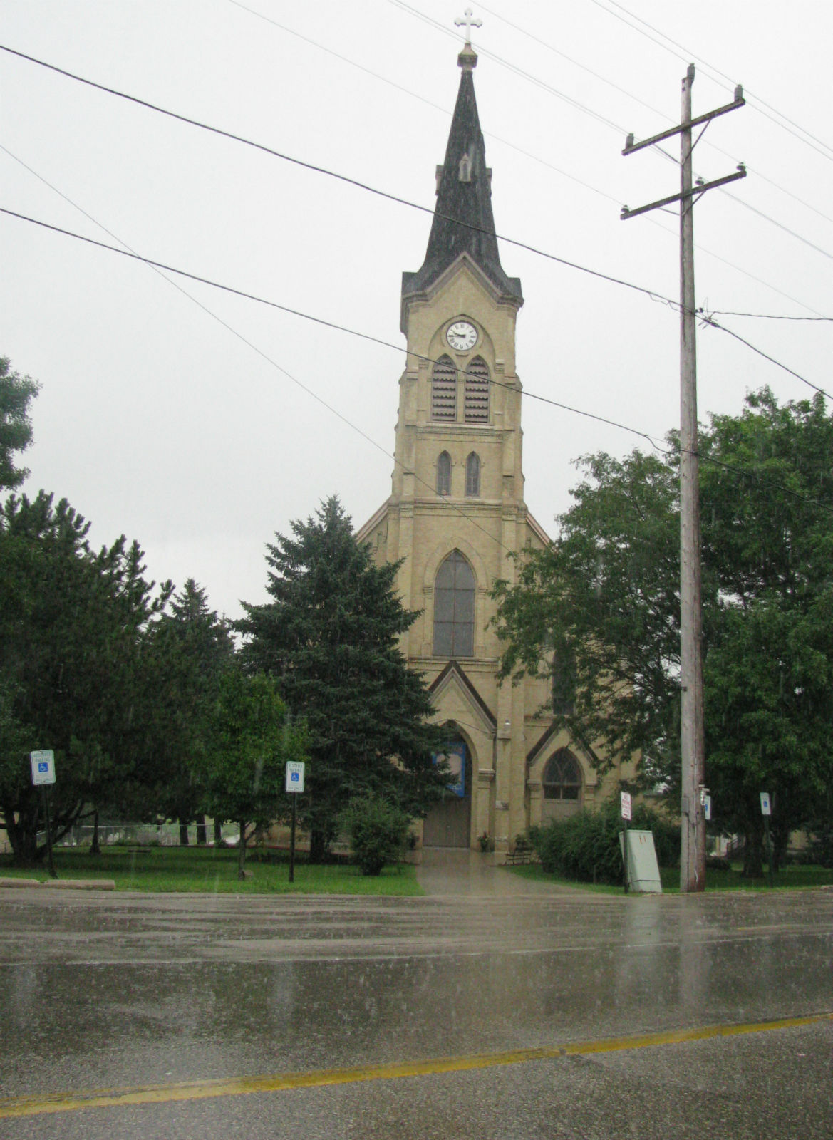 St Lawrence Catholic Church