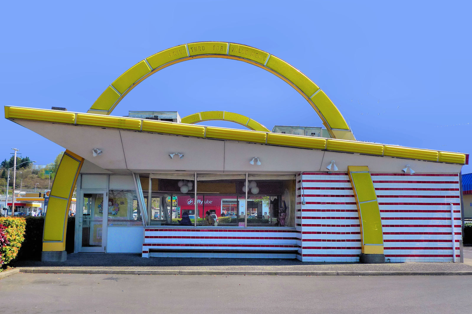 Mcdonalds Original Buildings