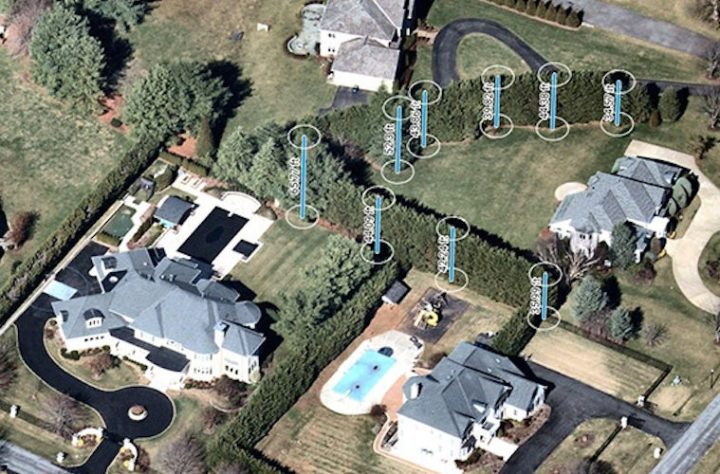 The Top 5 Uses of Aerial Maps for Landscaping   Landscape Business